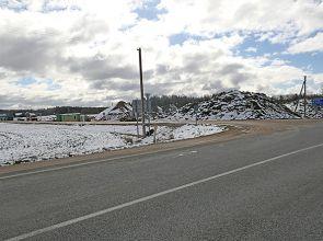 Žvyrkelių atkarpas padengs asfaltas