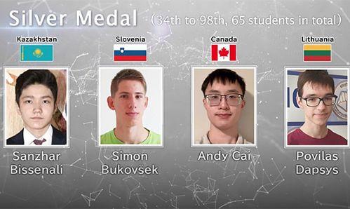 Povilui Dapšiui – antras medalis!