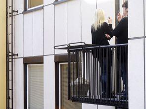 Daugėja su rūkymu balkonuose nesitaikstančių mažeikiškių